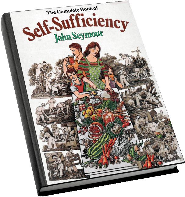 Self-Sufficiency EBook