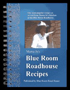 Blue Room Recipes EBook